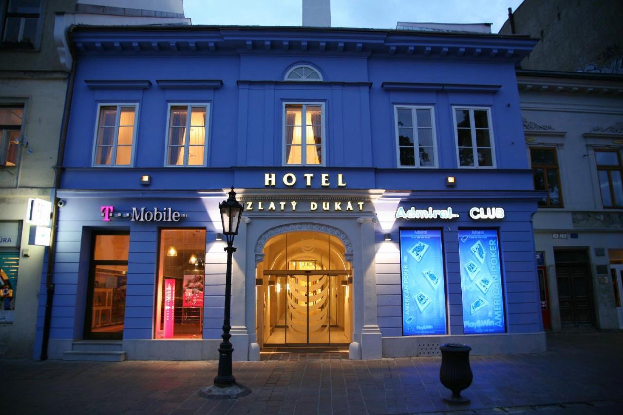Hotel Zlaty Dukat Koice Slovakia Bookingcom