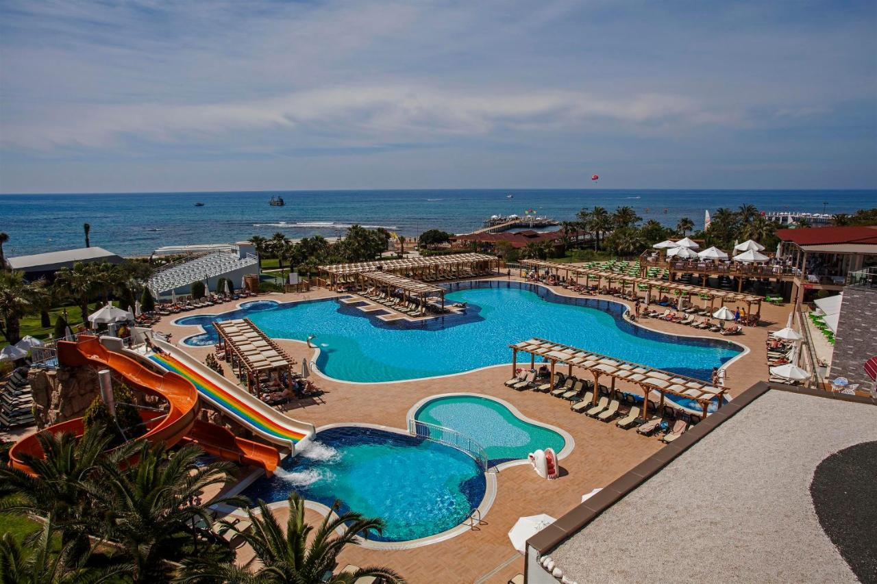 The best resorts in Turkey. Resorts Rating 42