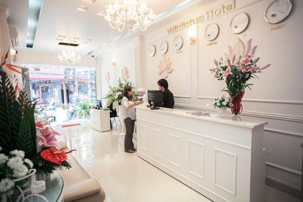 Hotel Wild Lotus Hoan Kiem Hanoi Vietnam Bookingcom