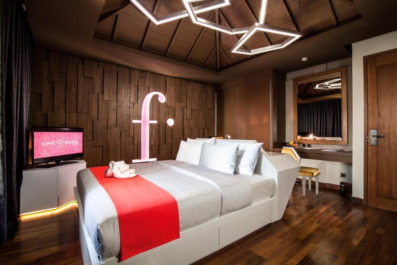 Love F Hotel By Fashiontv Legian Indonesia Voucher Bali Garden Beach Resort Kuta Superior Room With Breakfast