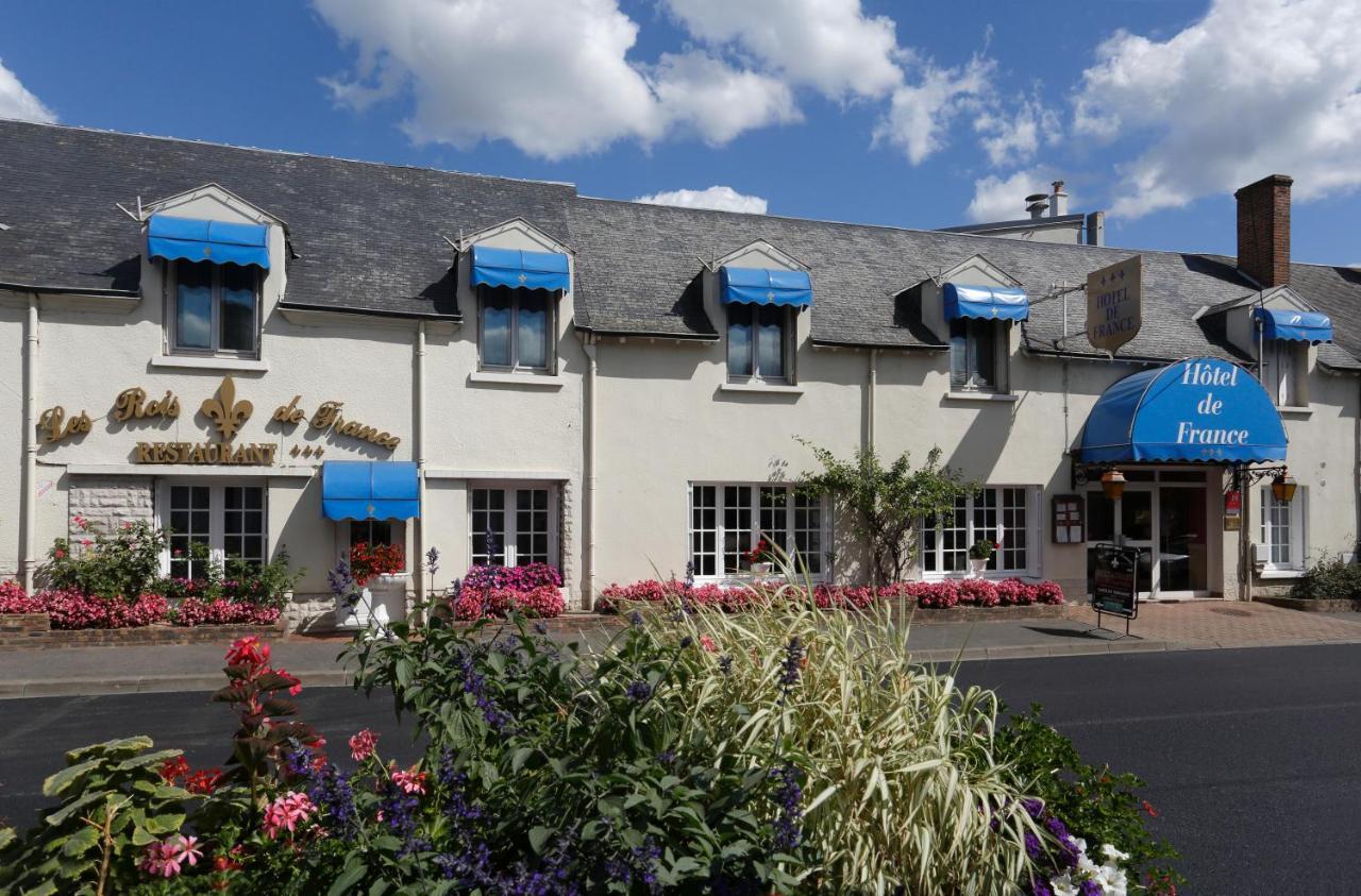 Hôtel de France - Restaurant Les Rois de France, Contres ...