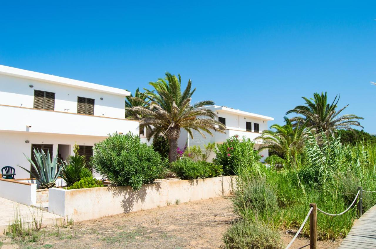 Guest Houses In Playa Migjorn Formentera