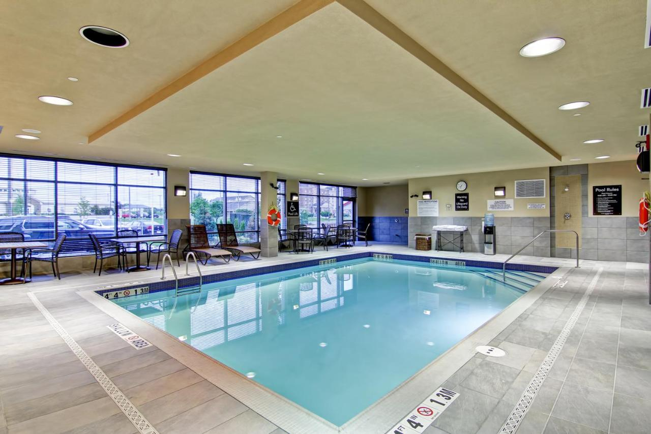 Hotel Homewood Suites Waterloo St Jacobs, Canada - Booking.com