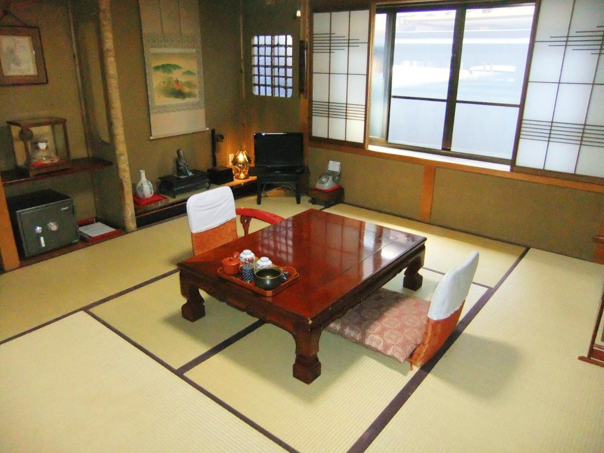 ryokan japan takayama