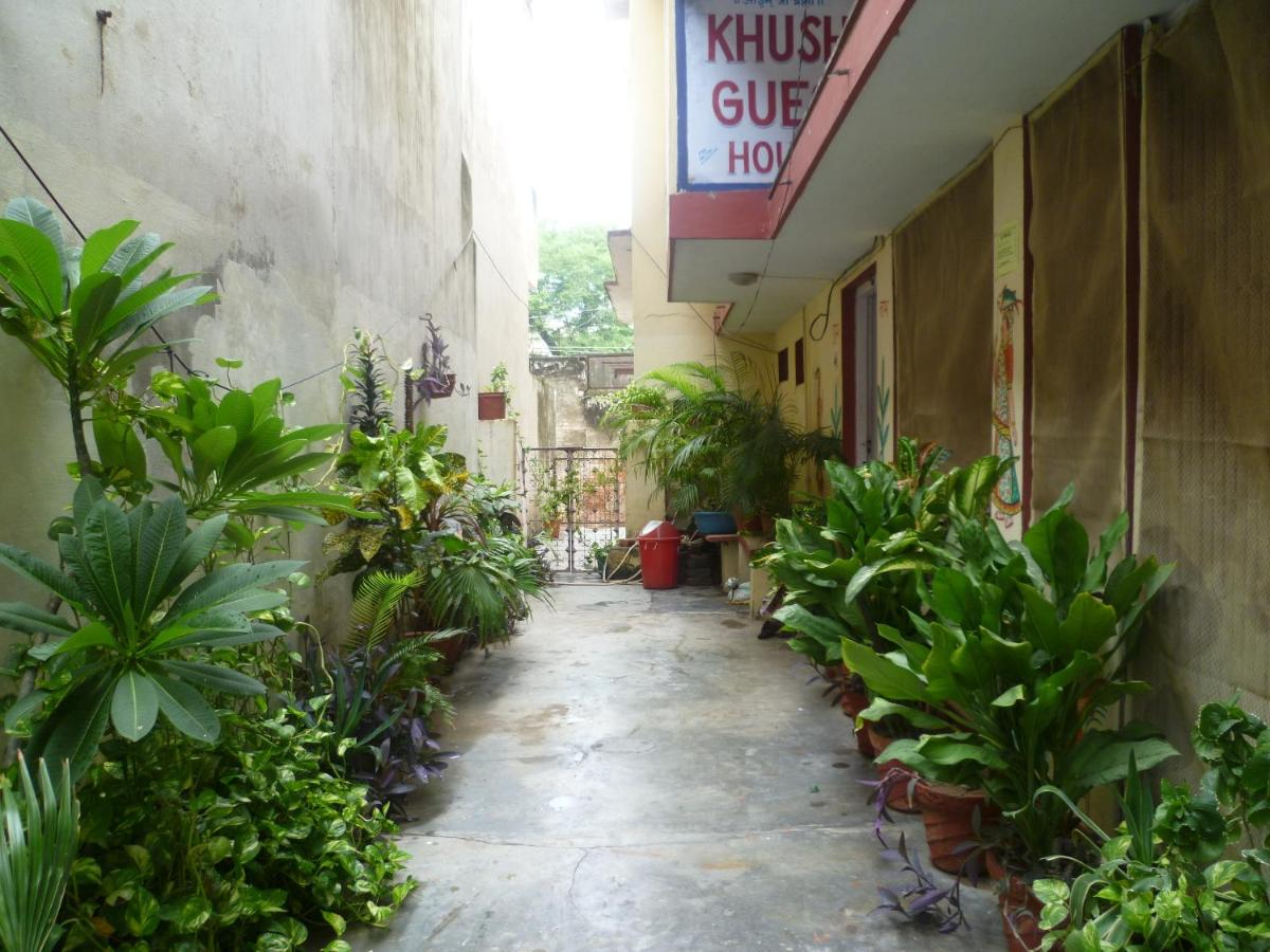khushi paying guest house, varanasi, india - booking