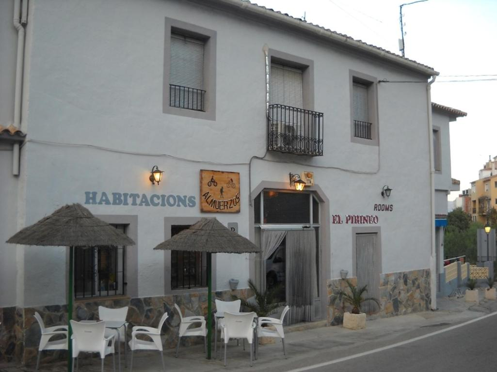 Guest Houses In Villalonga Valencia Community