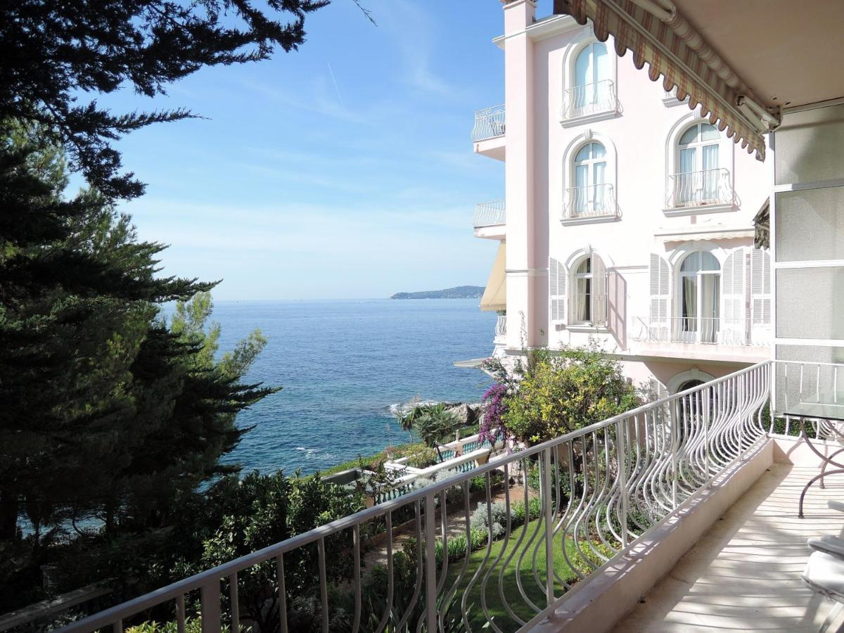 Apartment Overlooking the Sea in Cap d\'Ail, France - Booking.com