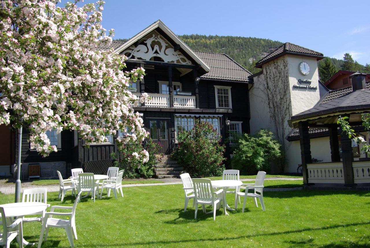 Hotels In Seljord Telemark