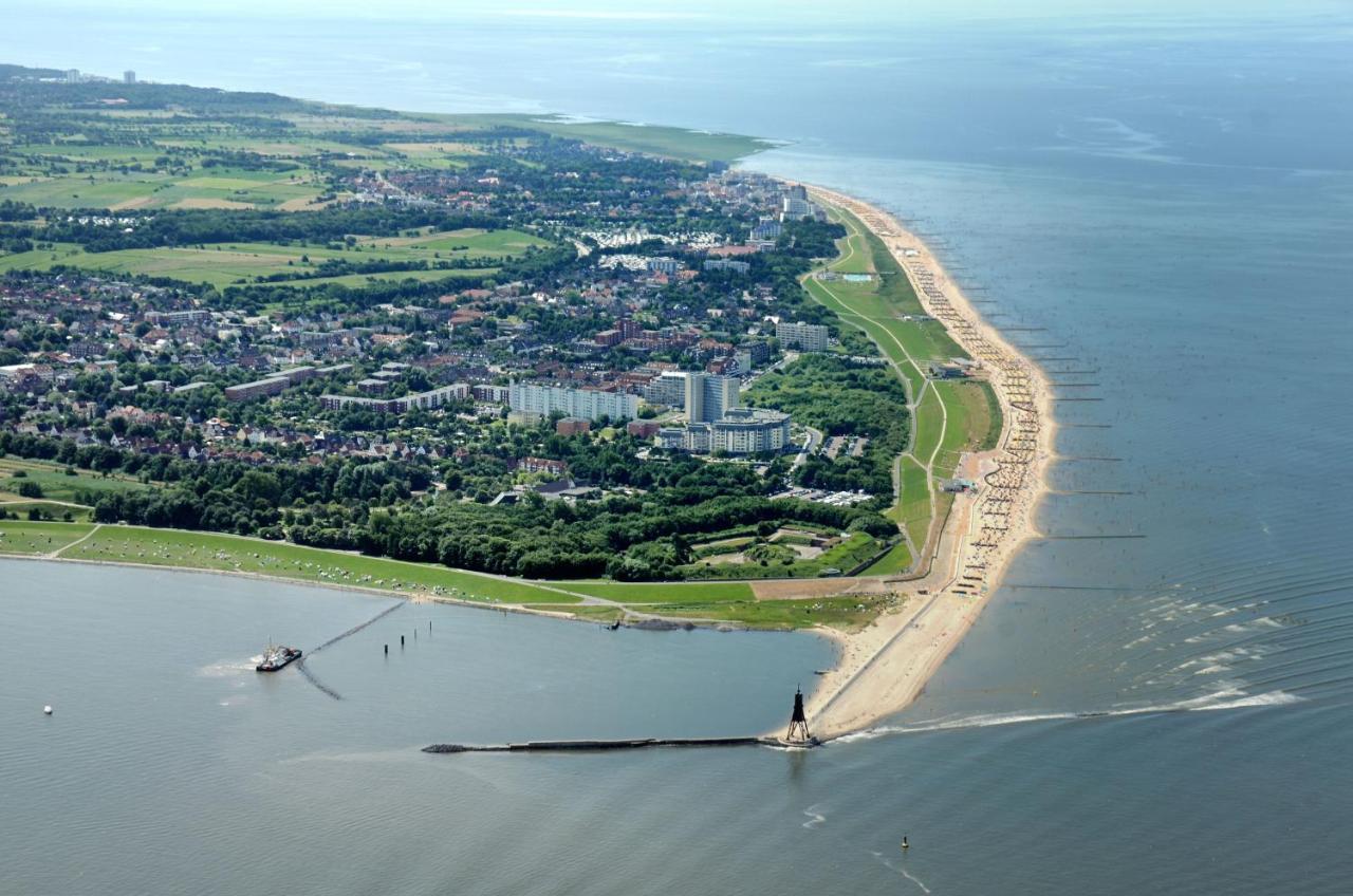 Cuxhaven an der Elbe