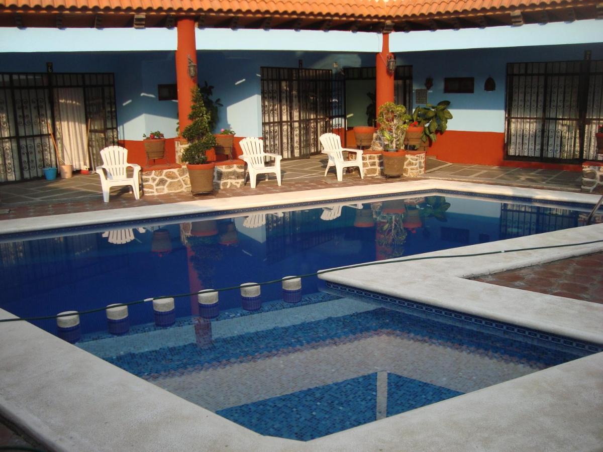 Hotels In Tlayacapan Morelos