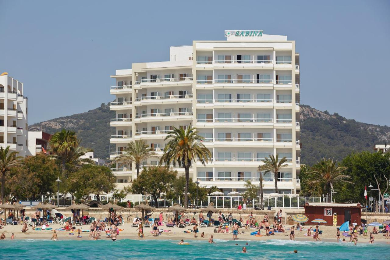 Hotel Sabina Cala Millor Spain Bookingcom