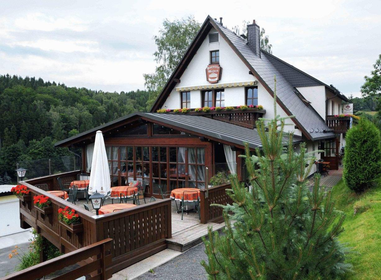 Pension Waldeck (Deutschland Pobershau) - Booking.com