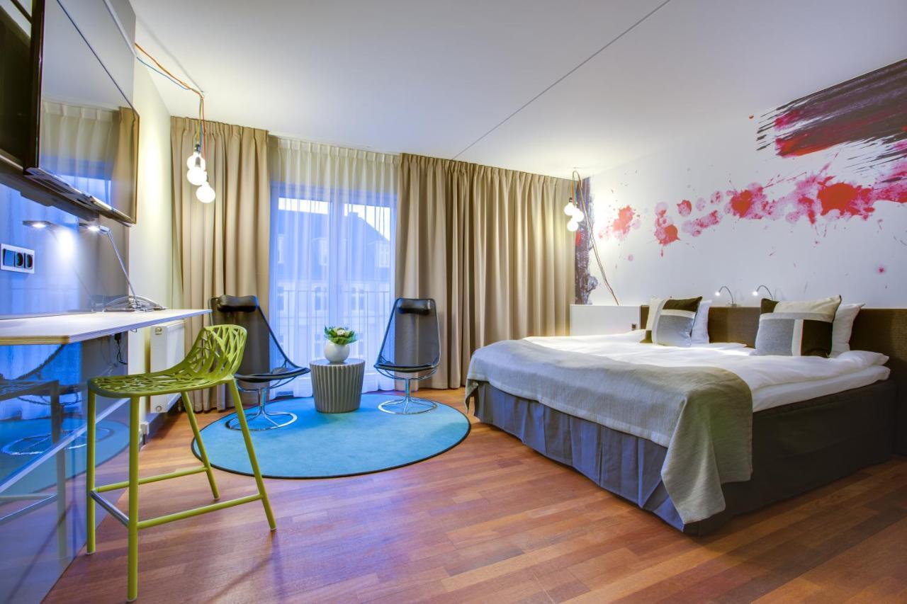 vesterbro copenhagen hotels