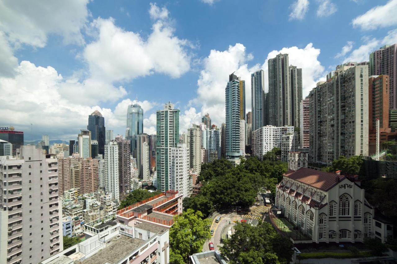 Mier Serviced Apartments (Hongkong Hongkong) - Booking.com
