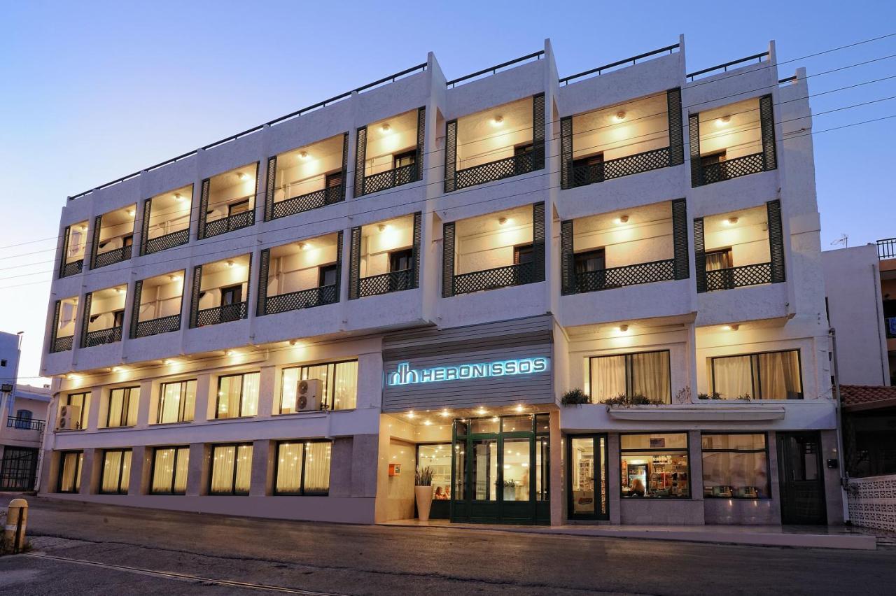 Risultati immagini per heronissos hotel 4* creta