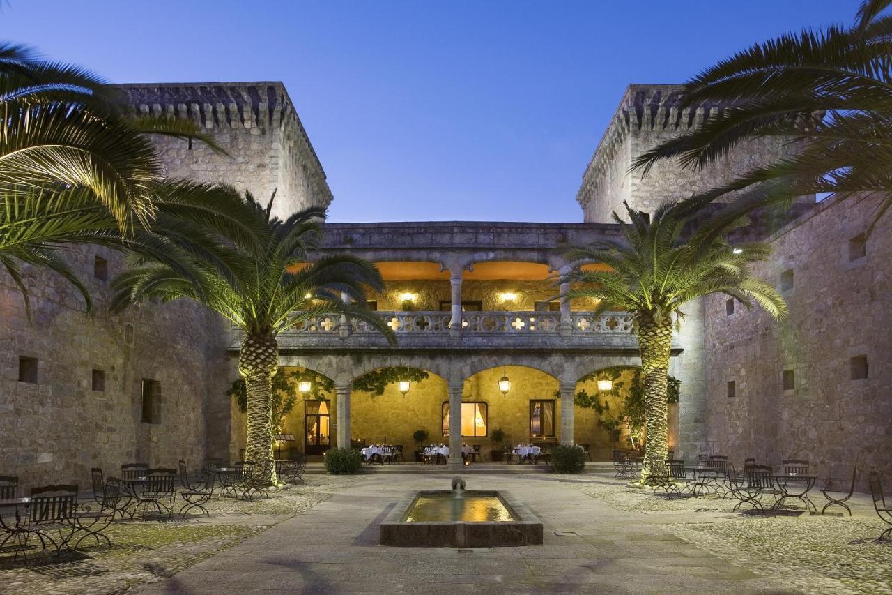 Hotels In Robledillo De La Vera Extremadura