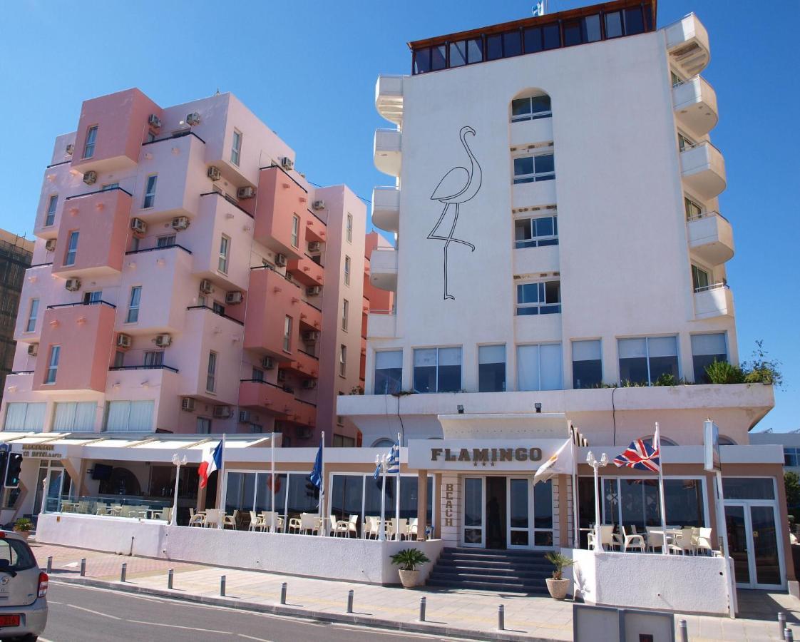 Flamingo Beach Hotel Larnaka Cyprus