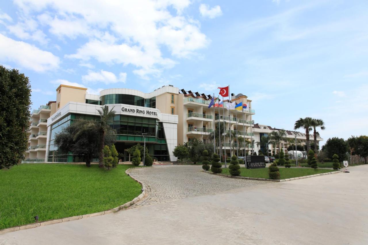 Grand Ring Hotel 5 (Turkey, Kemer, Beldibi): room description, service, beach, reviews 82