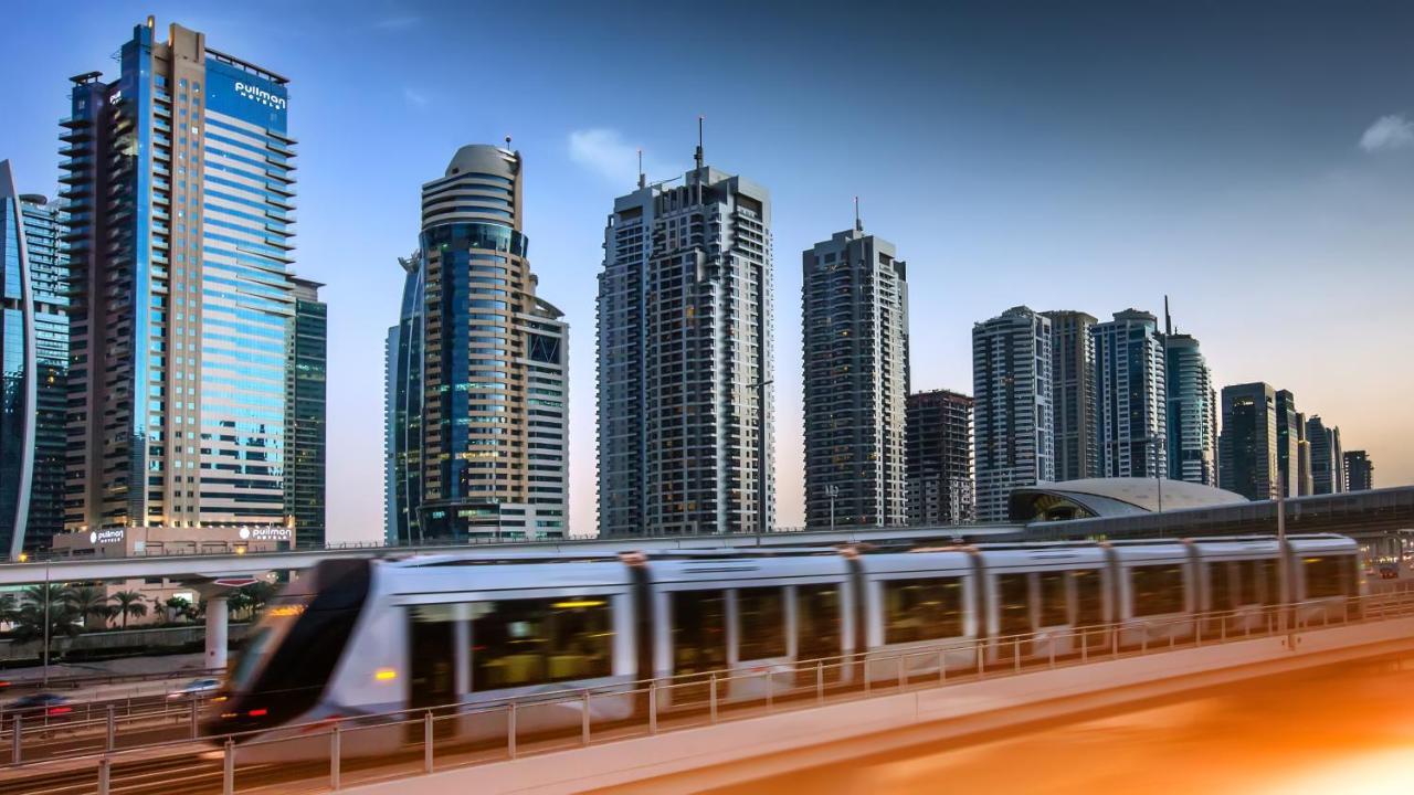 Отличный отель в центре Дубаи!
