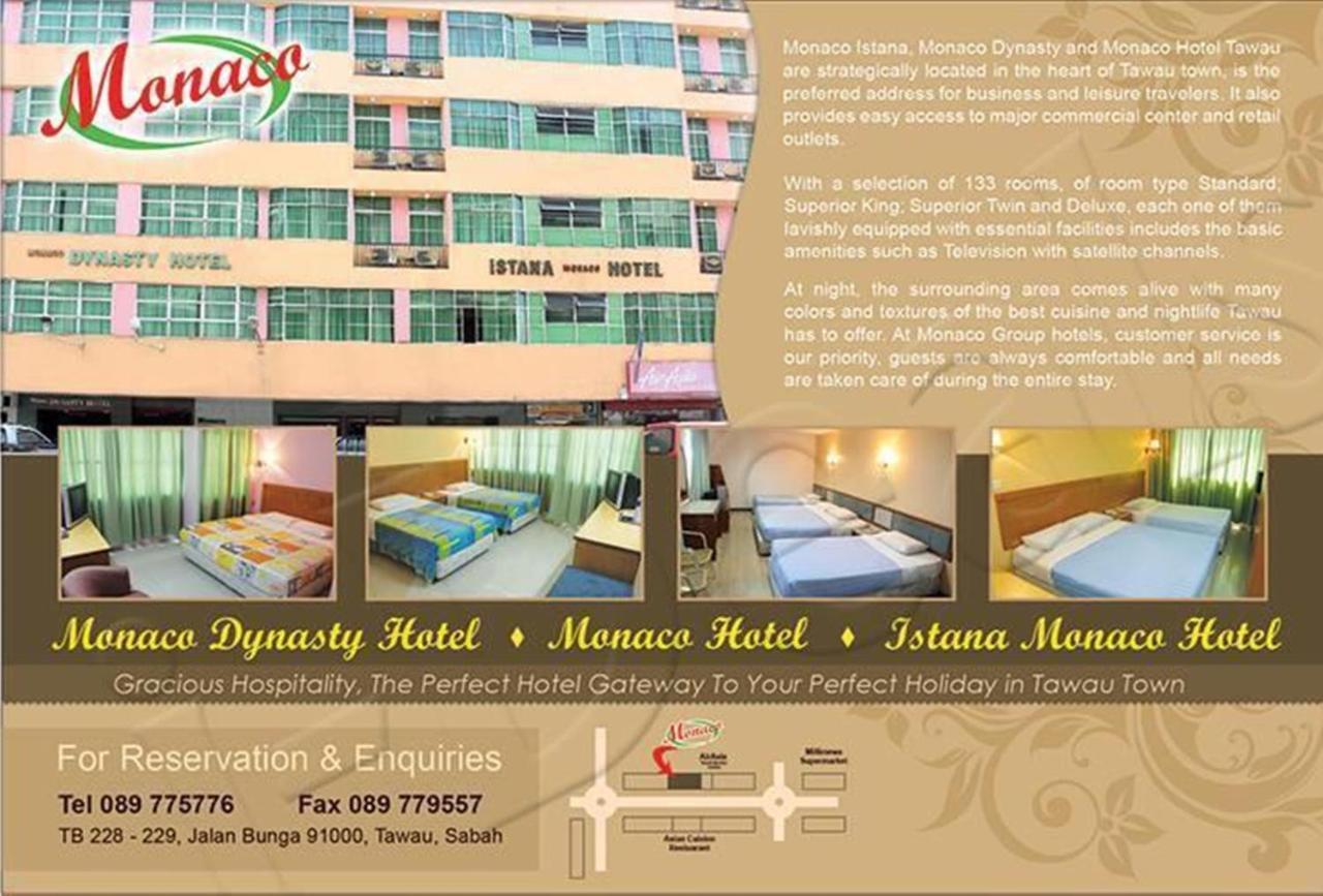 Istana Monaco Hotel Tawau Malaysia
