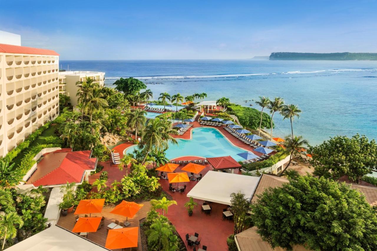 關島希爾頓spa度假酒店Hilton Guam Resort & Spa