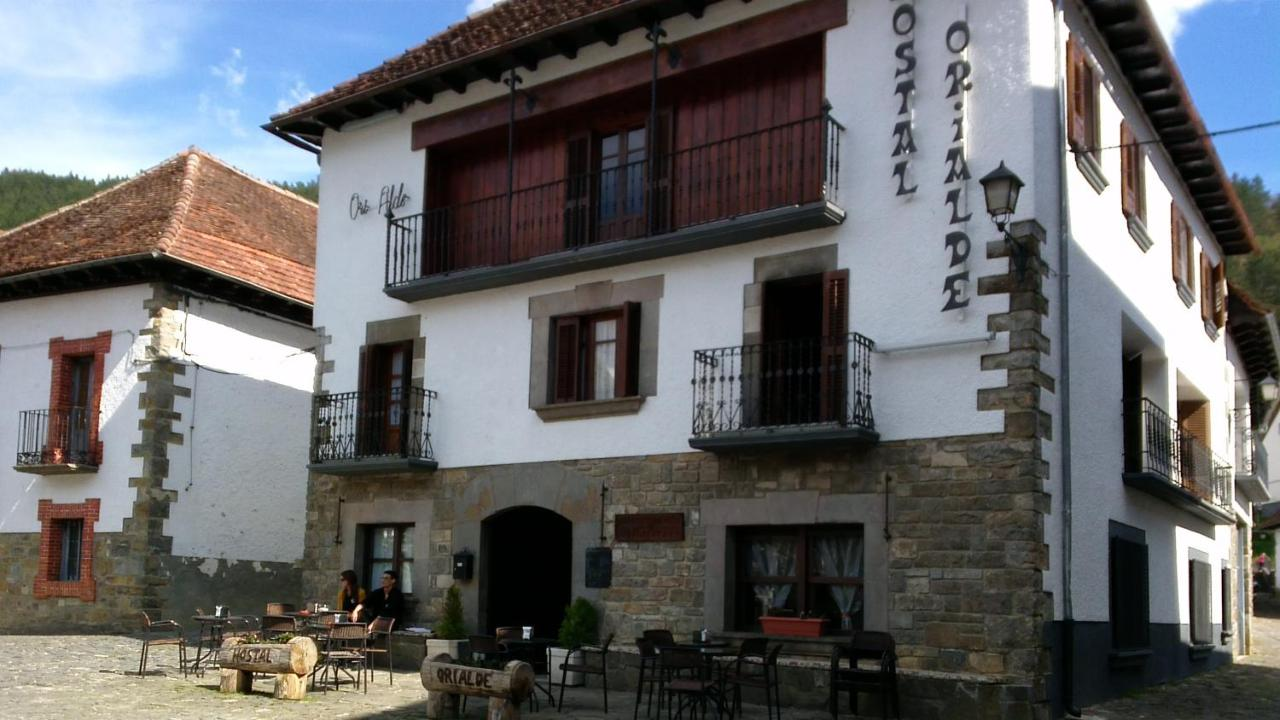 Guest Houses In Jaurrieta Navarre