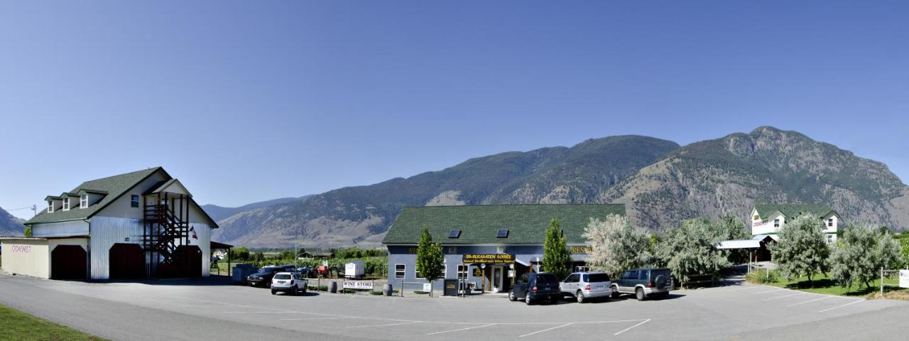 Bed And Breakfasts In Cawston British Columbia