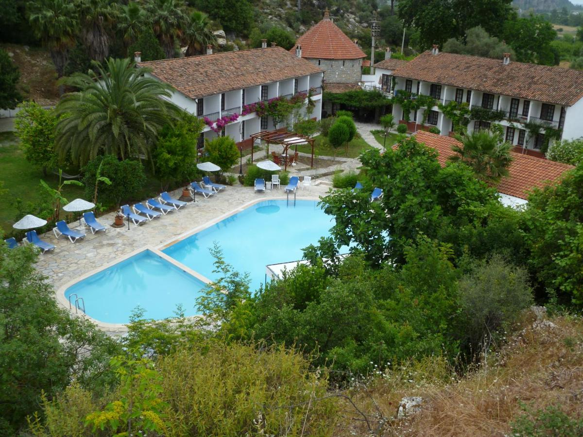 Sultan Palas Hotel, Dalyan – Updated 2018 Prices