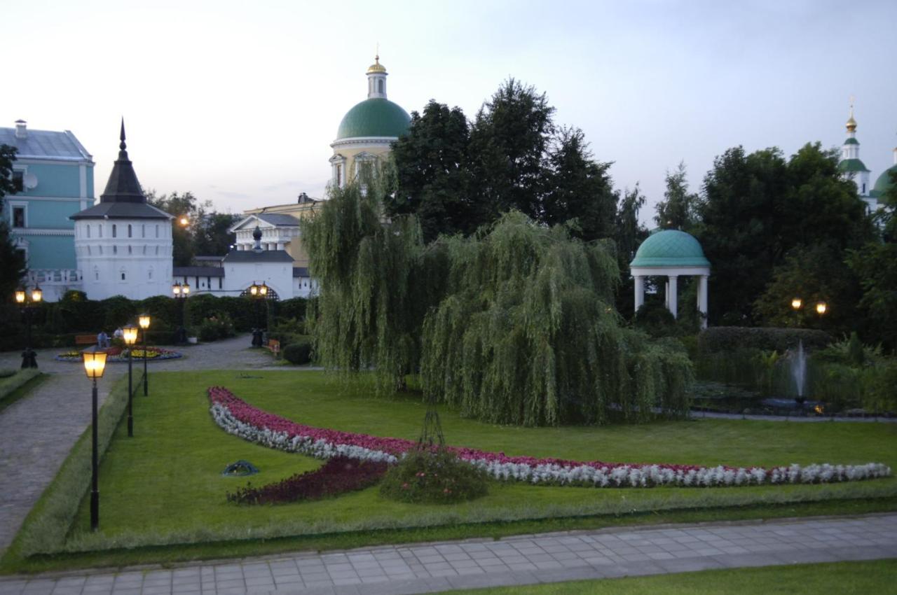 Moskovadaki Danilovsky Manastırı: adres, tapınak 63
