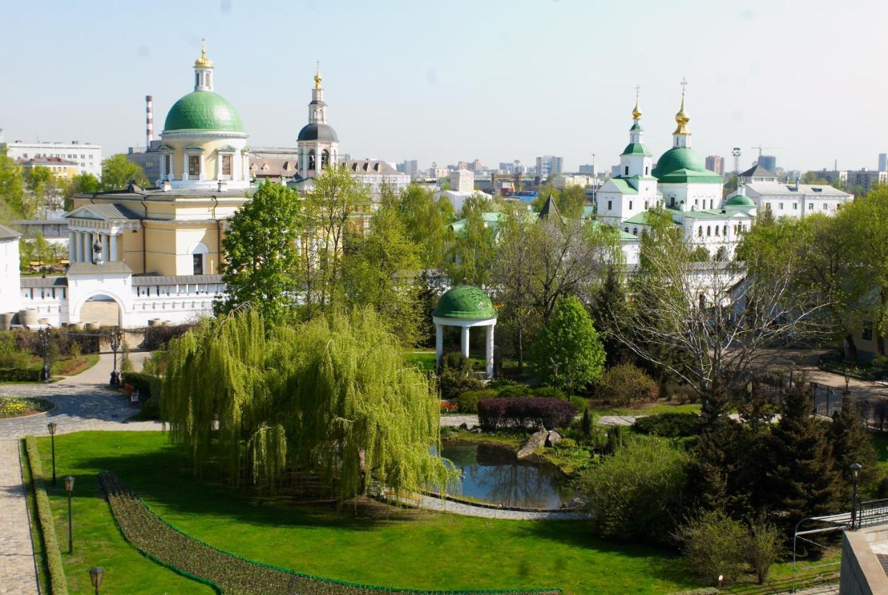 Moskovadaki Danilovsky Manastırı: adres, tapınak 89