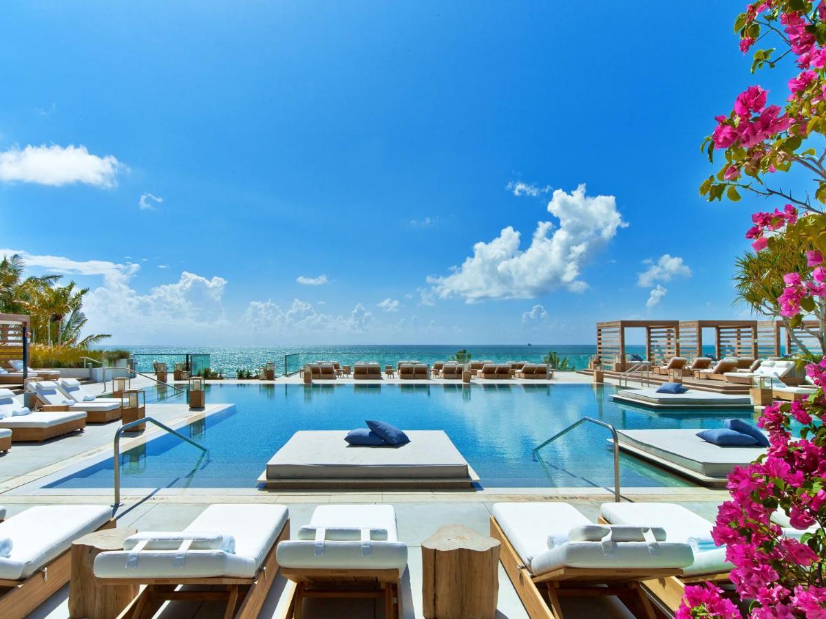 Отели на пляже в Майами