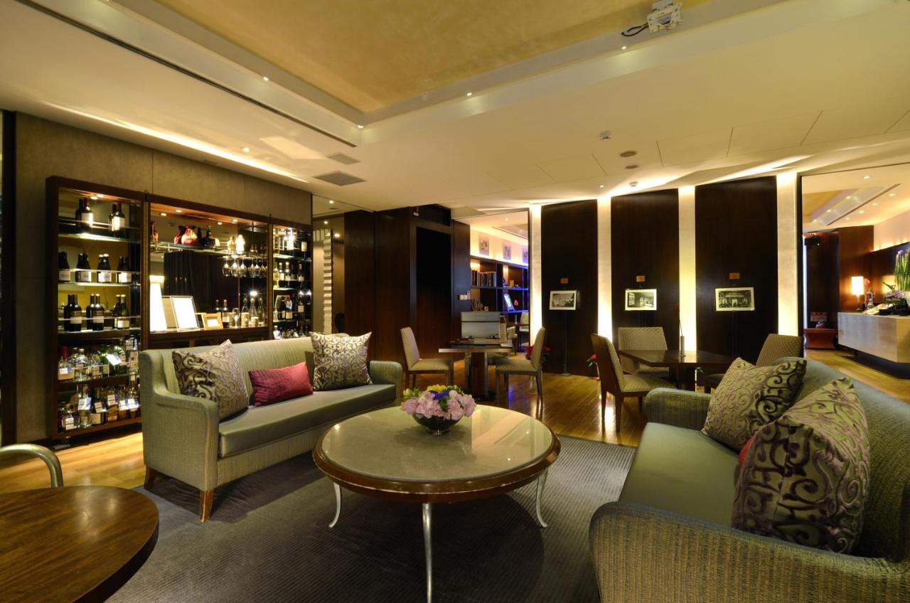 レスイーツ台北大安 (Les Suites Taipei Daan) のラウンジ