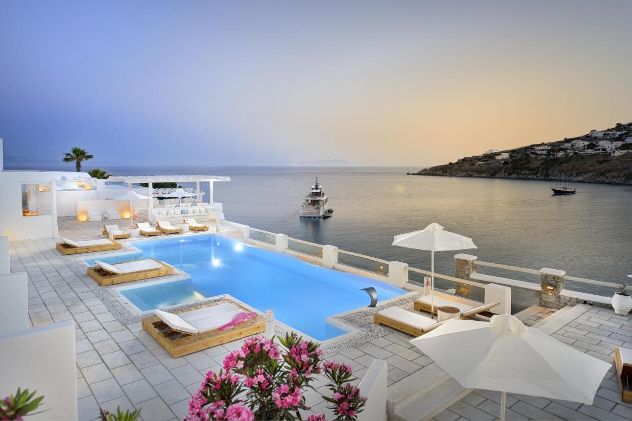 Where to stay in Mykonos - Nissaki Boutique Hotel in Platis Gialos, Mykonos