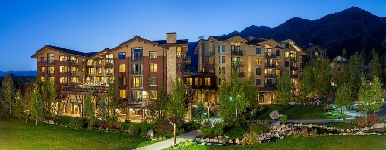 Hotels In Moose Wilson Road Wyoming