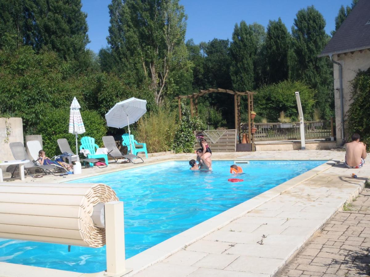 Bed And Breakfasts In Saint-georges-sur-moulon Centre