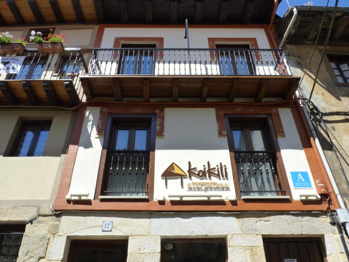 Hostels In Guyuria Basque Country