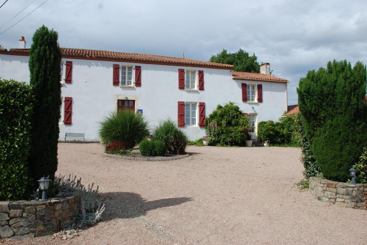 Guest Houses In Saint-avaugourd-des-landes Pays De La Loire