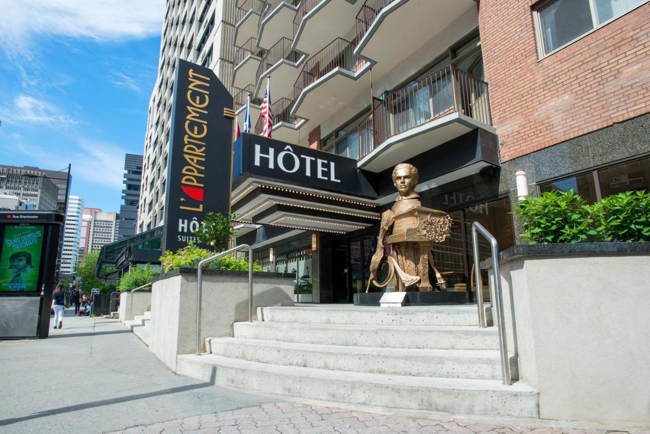l'appartement hôtel, montreal, canada - booking
