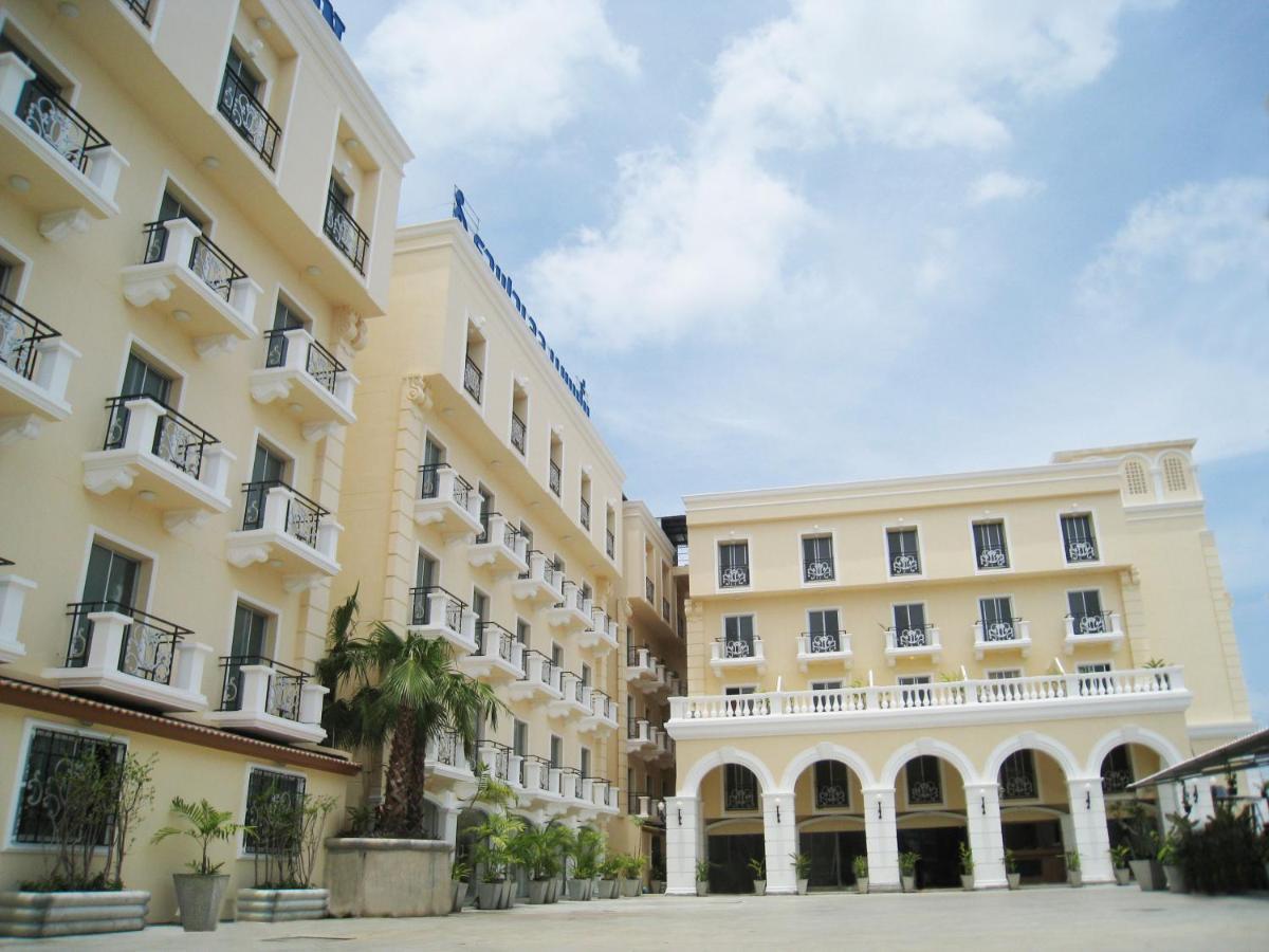 Hotels In Ban Khlong Thewa Bangkok Province
