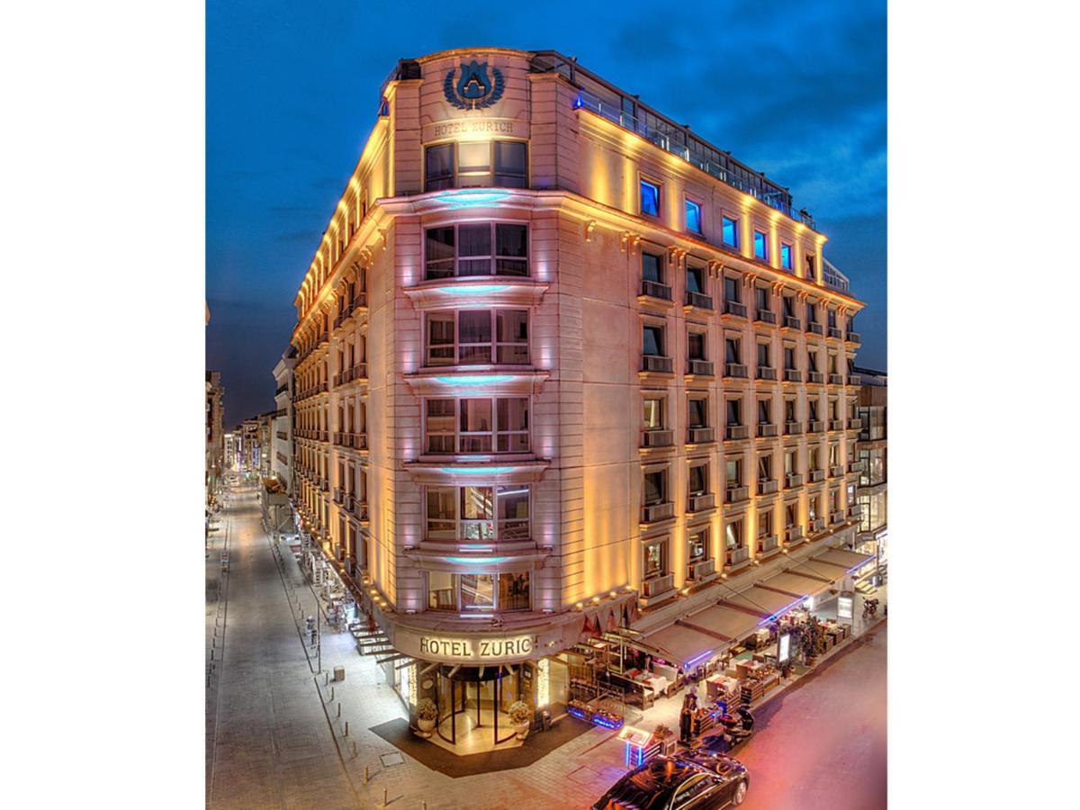 Hotel zurich istanbul turkey booking com