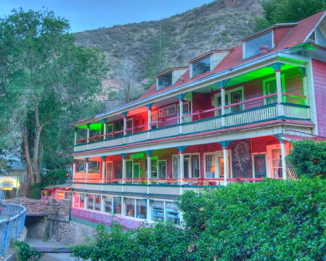 Hotels In Bisbee Arizona