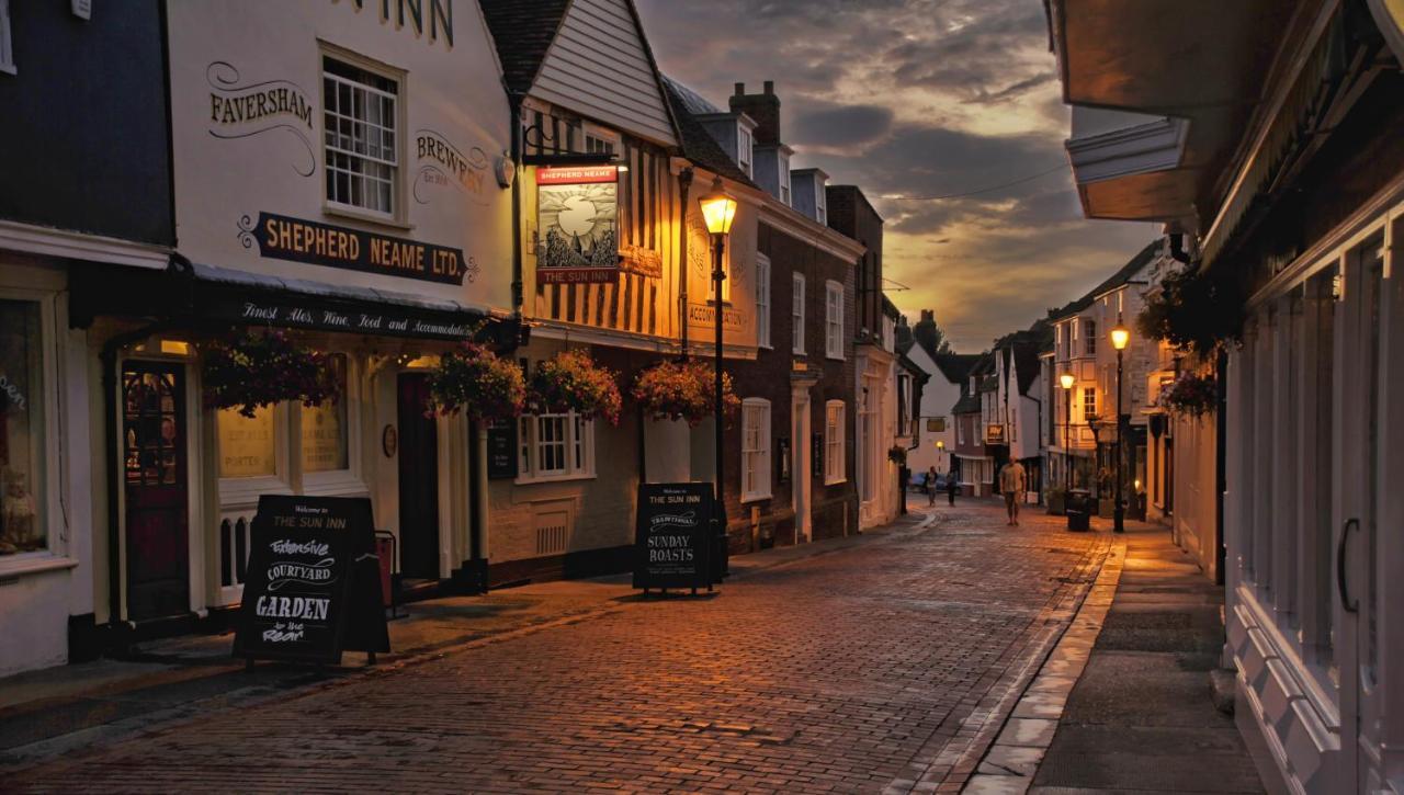 Hotels In Thannington Kent