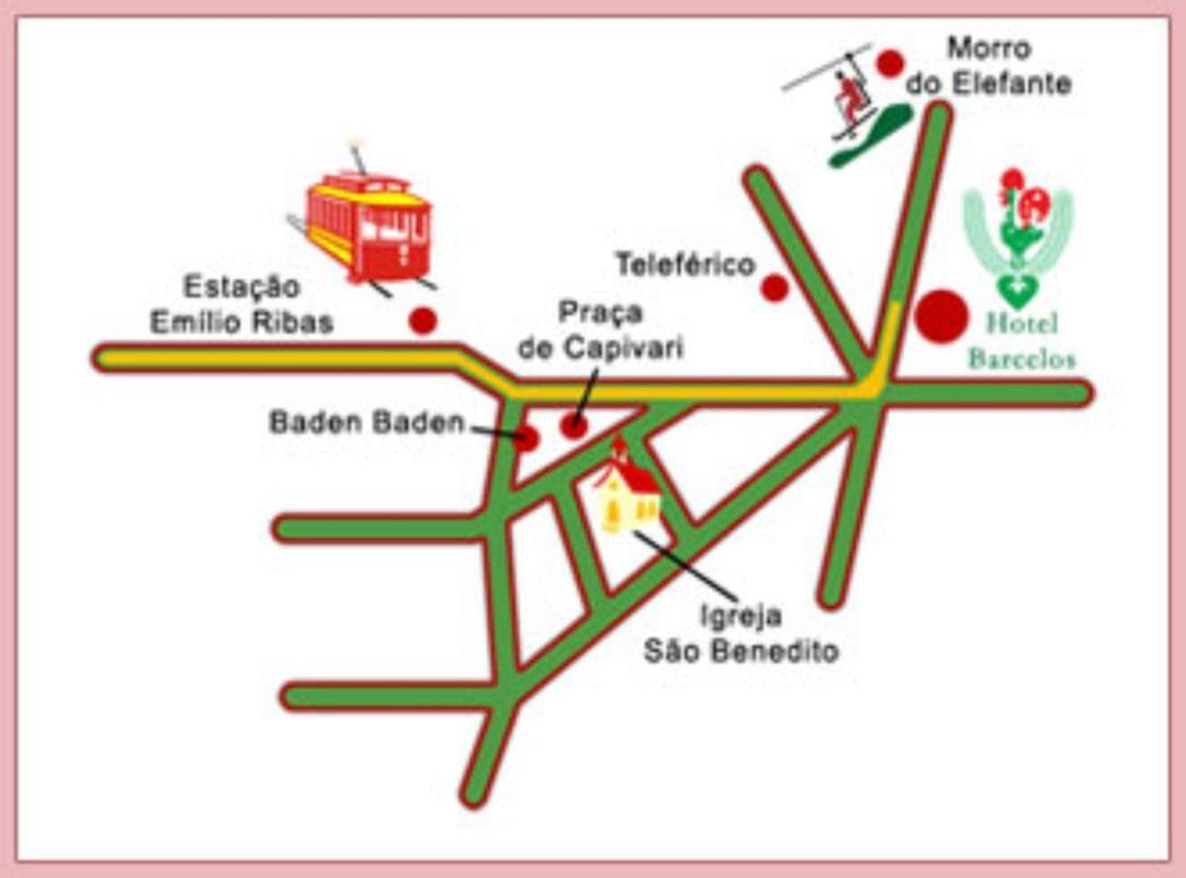 Hotels In Emílio Ribas Sao Paulo State