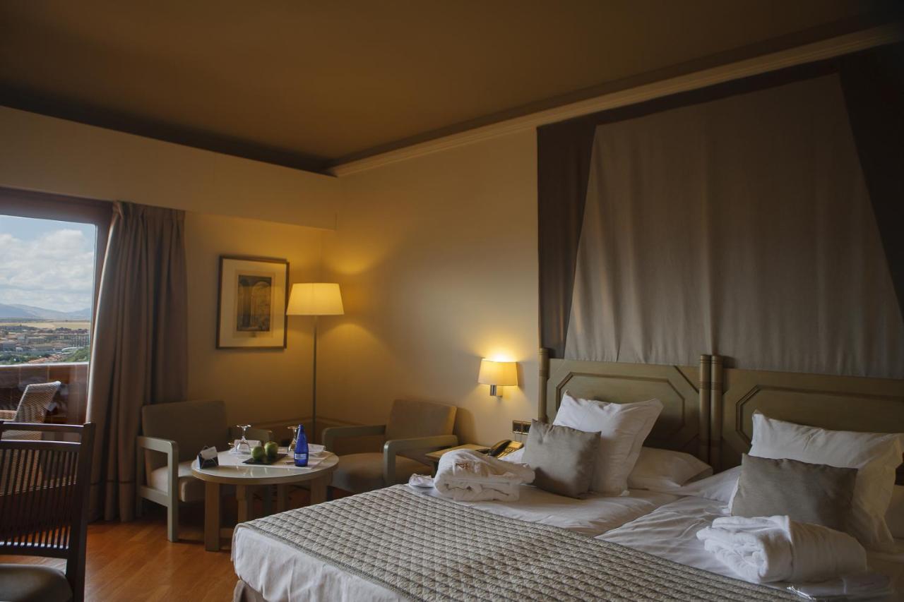 Hotels In Valverde Del Majano Castile And Leon