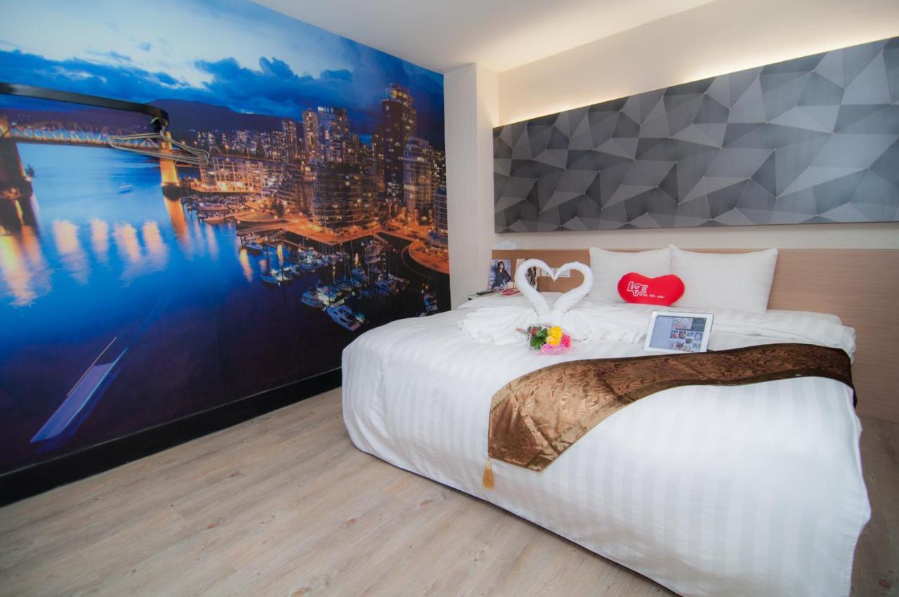 101旅店(芝蘭賓館)Hsinchu 101 Inn