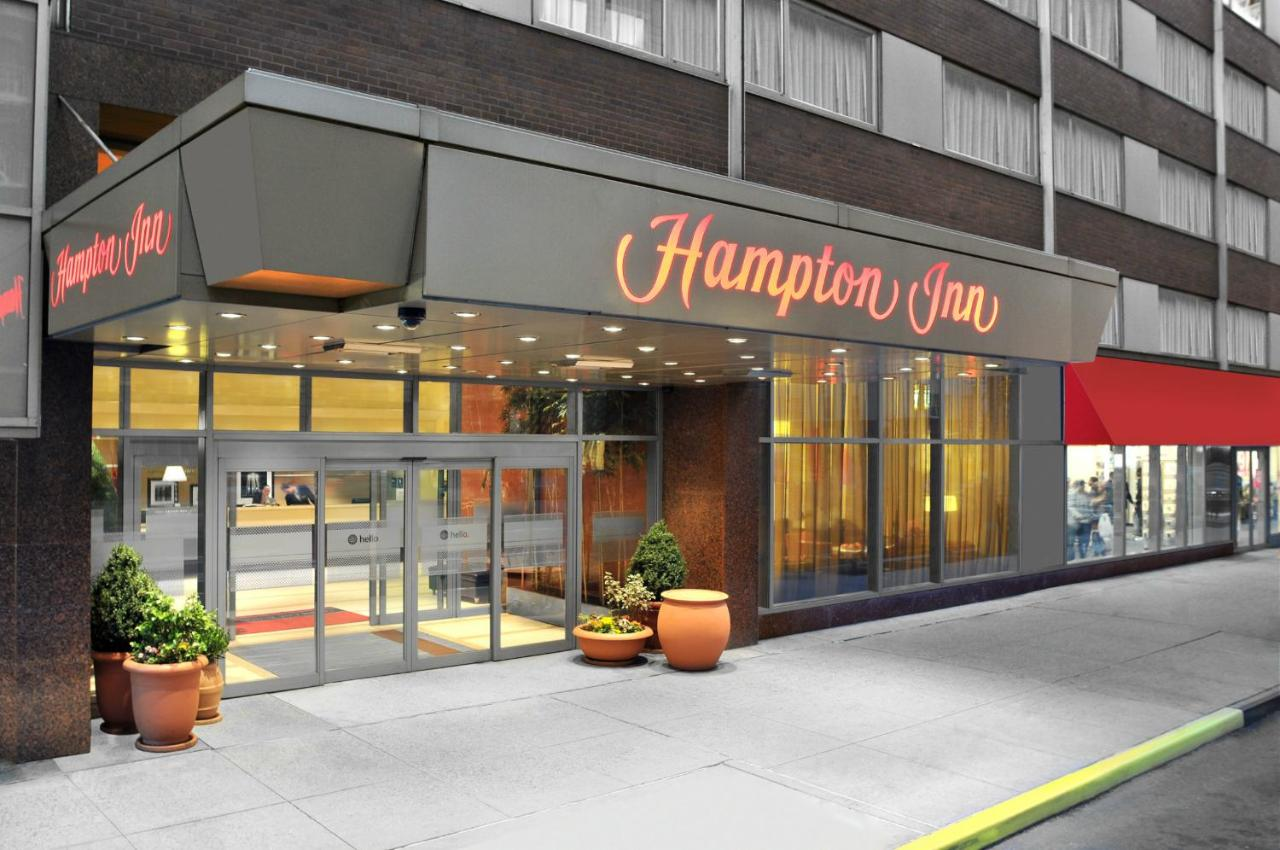 Hampton Inn Manhattan Times Square North New York Updated 2018 Prices