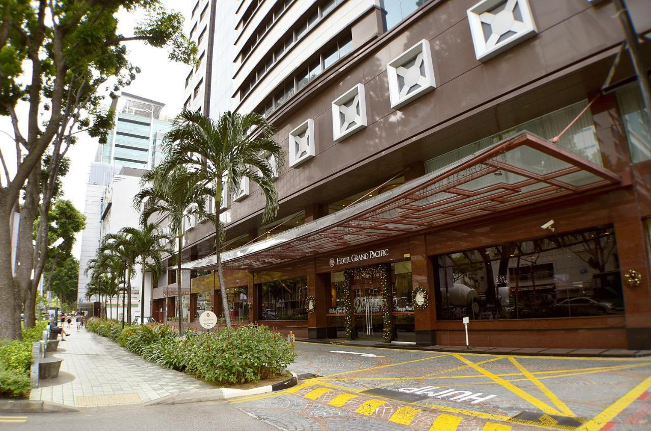 Hotel Grand Pacific Singapore Singapore Booking Com