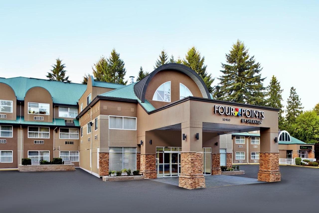 Hotels In Guildford British Columbia