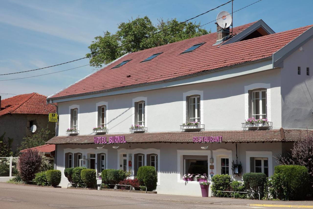 Hotels In Rouvres-en-xaintois Lorraine