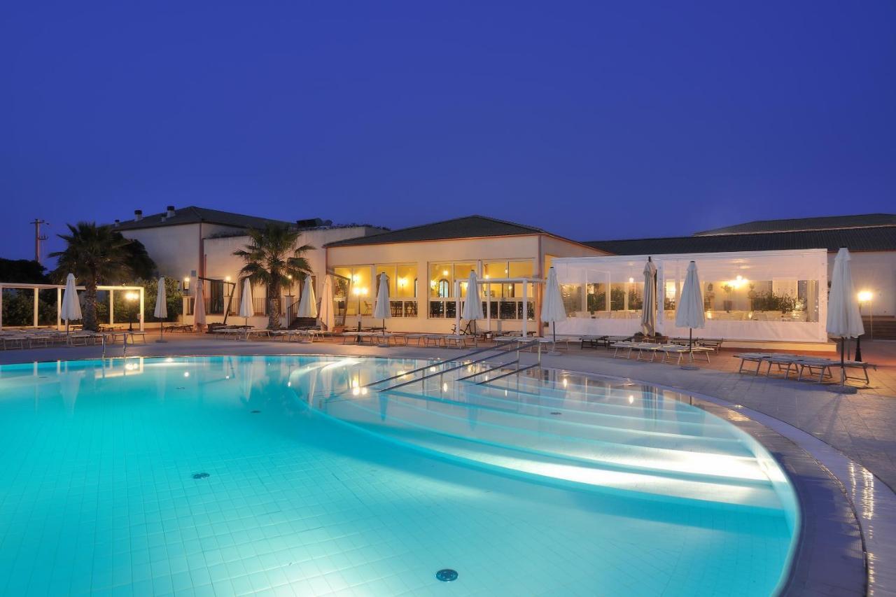 4 spa resort hotel sicile